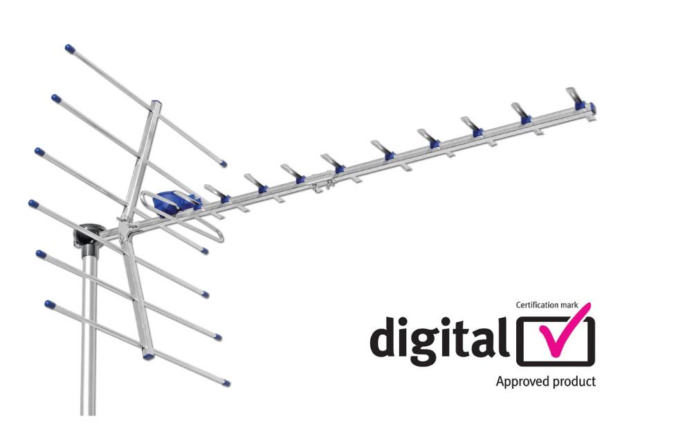 tv aerial and satellite installation
